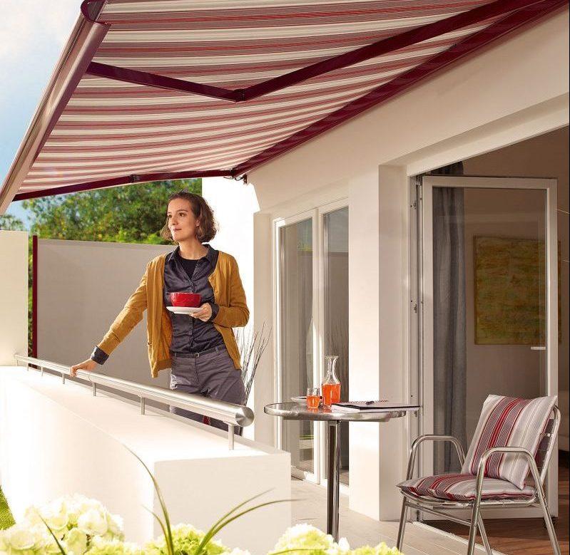 Balkon- und Terrassengestaltungen