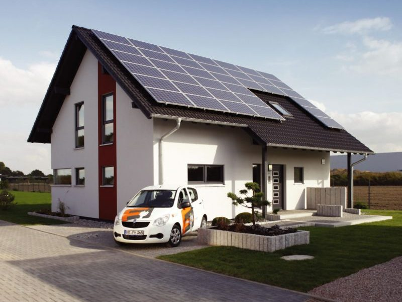 nachhaltige Bauweise