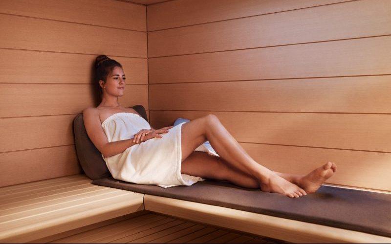 Für eine Sauna im eigenen Heim ist fast immer Platz