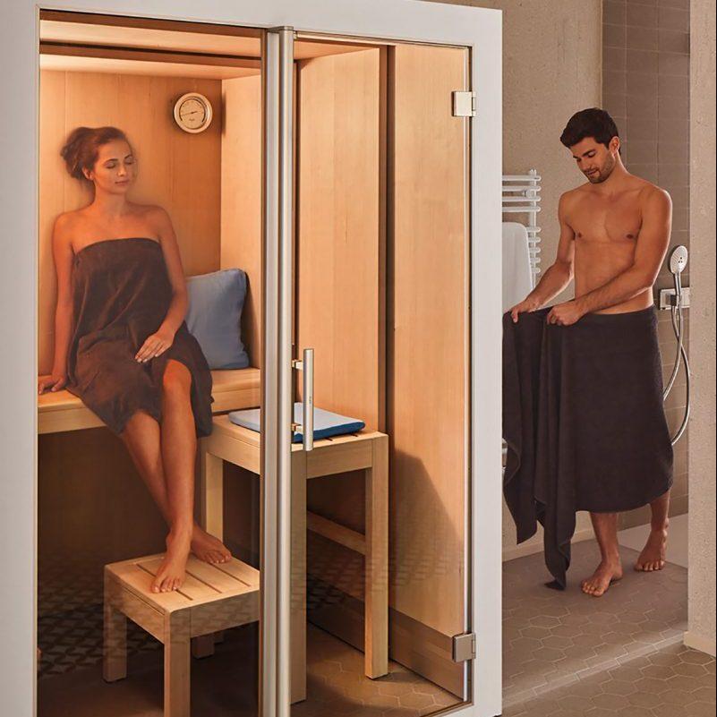 Entspannung auf kompaktem Raum