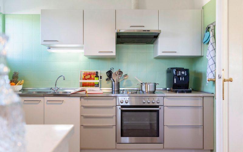 Verschönerung der Küche