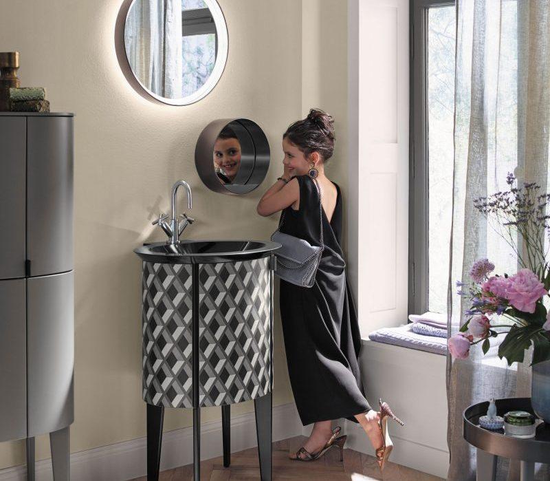 Design von Badezimmermöbeln