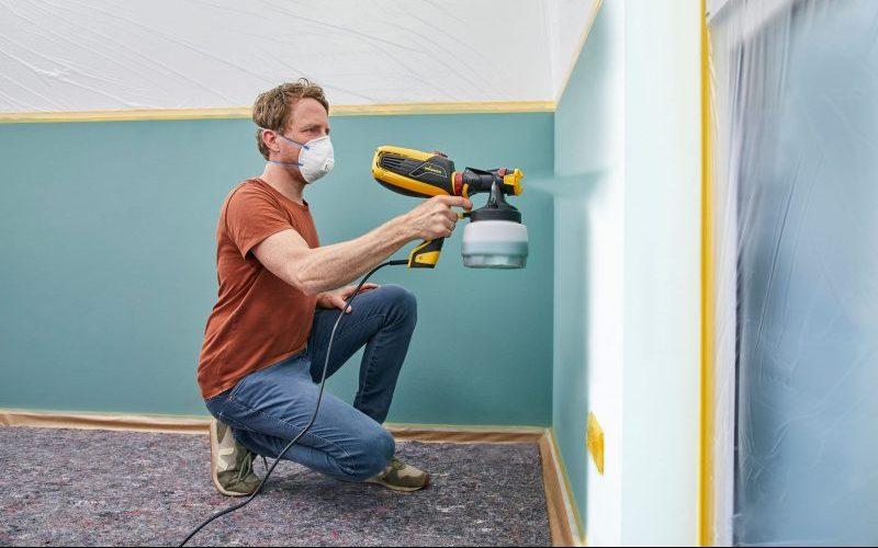 So lassen sich Renovierprojekte innen und außen schnell erledigen