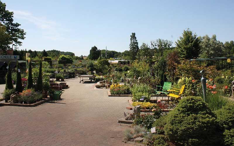 Ein schöner Garten macht viel Freude